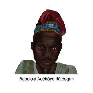 Babalọlá Adébóyè Ifátóògùn