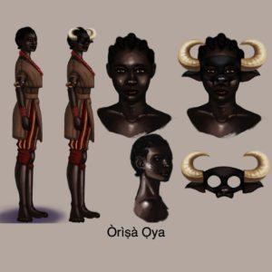Òrìṣà Ọya
